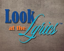 Judy Edwards: Look at the Lyrics